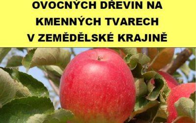 Ekologicky šetrné Pěstování Ovocných Dřevin