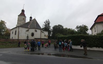 Od Kostela Ke Kostelu